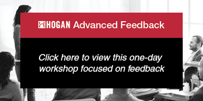 Hogan Advanced Feedback: click to view